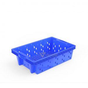 Thùng nhựa rỗng HS002 dương