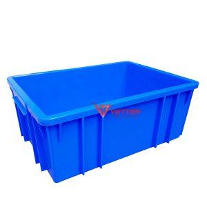 thùng nhựa đặc b3