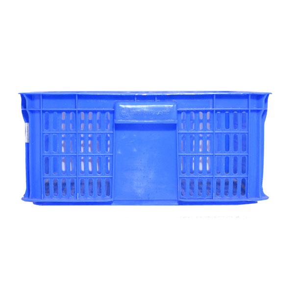 thùng nhựa rỗng hs009 tay cầm