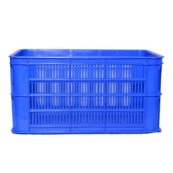 thùng nhựa rỗng hs004 cạnh bên