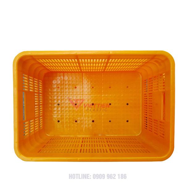 thùng nhựa rỗng hs012 mặt trong