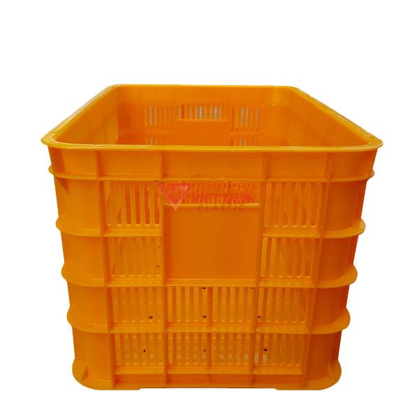 thùng nhựa rỗng hs012 tay cầm