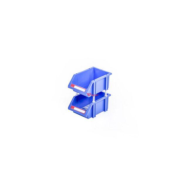 Khay linh kiện DT1 xanh dương