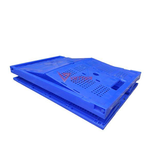 Thùng nhựa gập GX50 gập