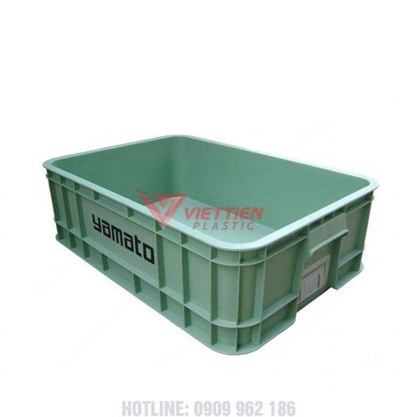 Thùng nhựa đặc b1 chất lượng cao