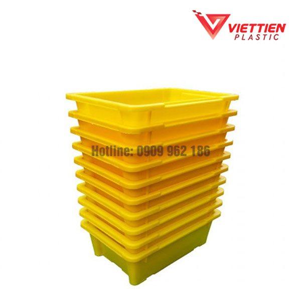 Thùng Nhựa Đặc YM006 3