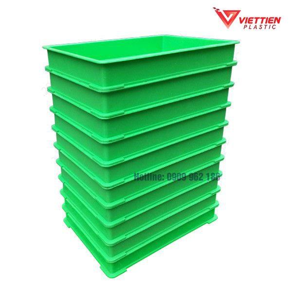 Thùng Nhựa Đặc YM006 1