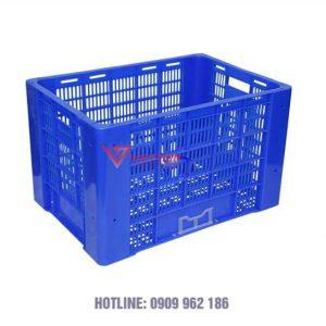Sóng nhựa hở HS031