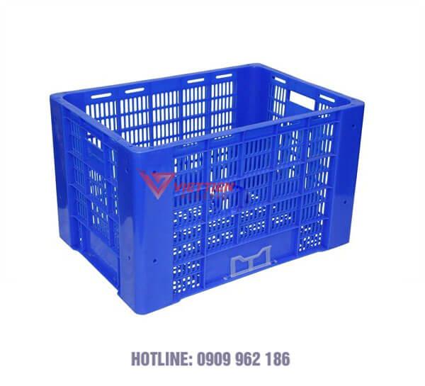 Thùng nhựa rỗng HS031
