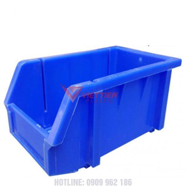 khay linh kiện SB2 xanh dương