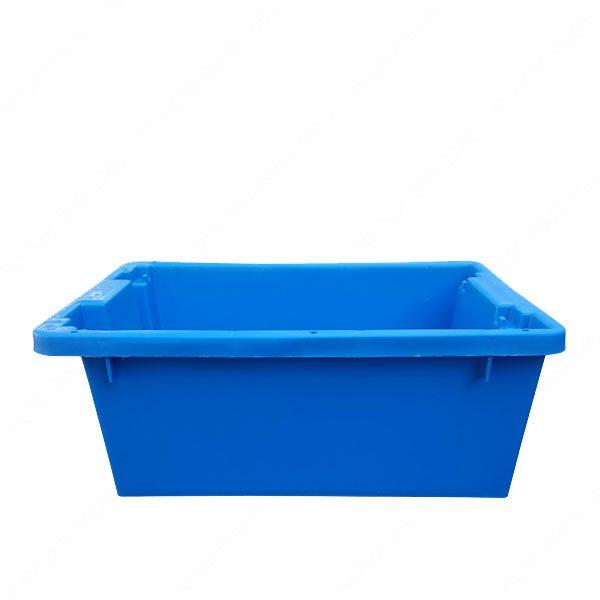 thùng nhựa đặc a7 cạnh dài