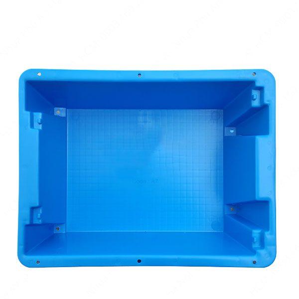 thùng nhựa đặc a7 mặt trong
