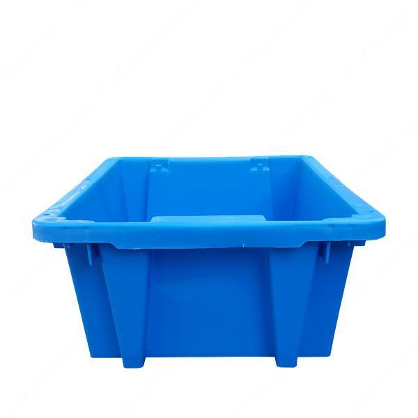 thùng nhựa đặc a7 tay cầm