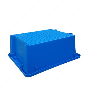 thùng nhựa đặc a7 mặt đáy