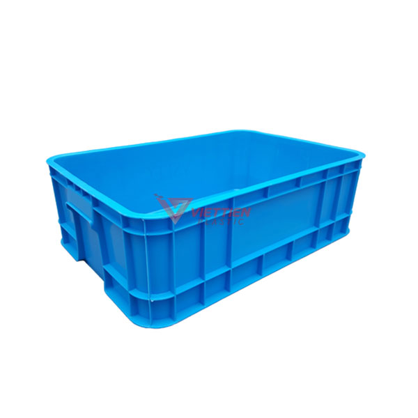 Thùng nhựa đặc b1