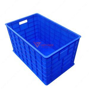 thùng nhựa đặc có 5 bánh xe