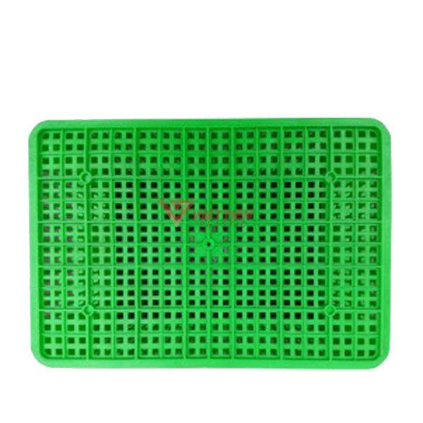 thùng nhựa rỗng 8tr mặt đáy