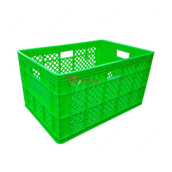 Rổ nhựa công nghiệp HS013