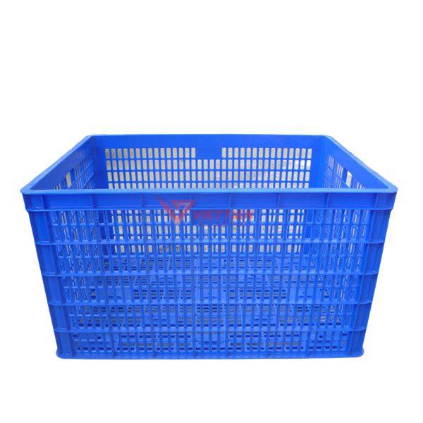 thùng nhựa rỗng hs015 cạnh dài