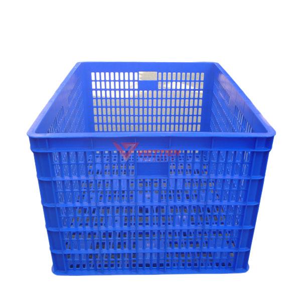 thùng nhựa rỗng hs015 tay cầm