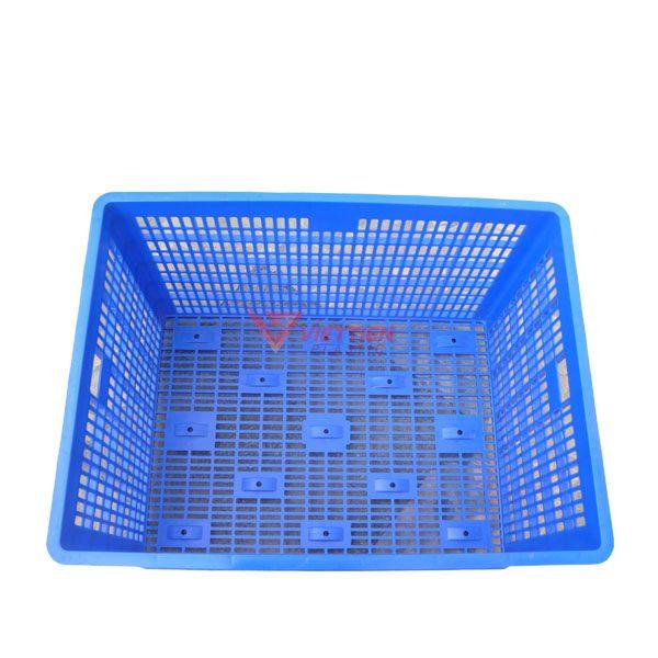 thùng nhựa rỗng hs015 mặt trong