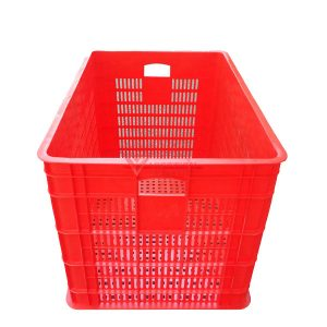 thùng nhựa rỗng hs027 tay cầm