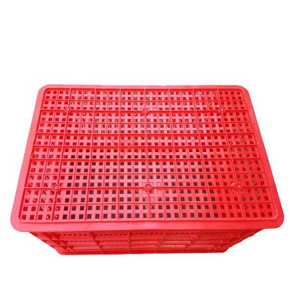 thùng nhựa rỗng hs027 đáy