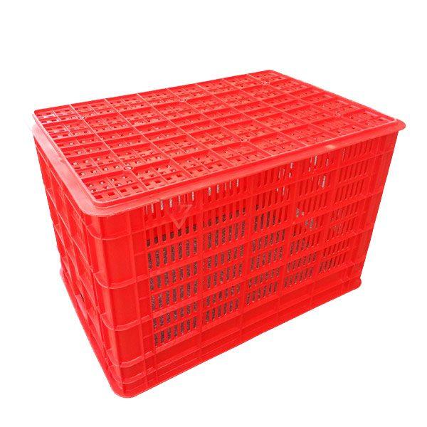 thùng nhựa rỗng hs027 úp