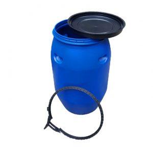 thùng phuy nhựa 120 lít đáy