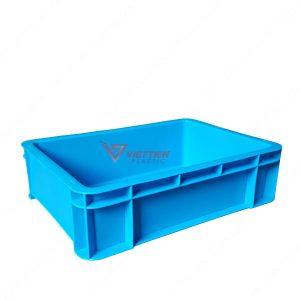 thùng nhựa đặc b12