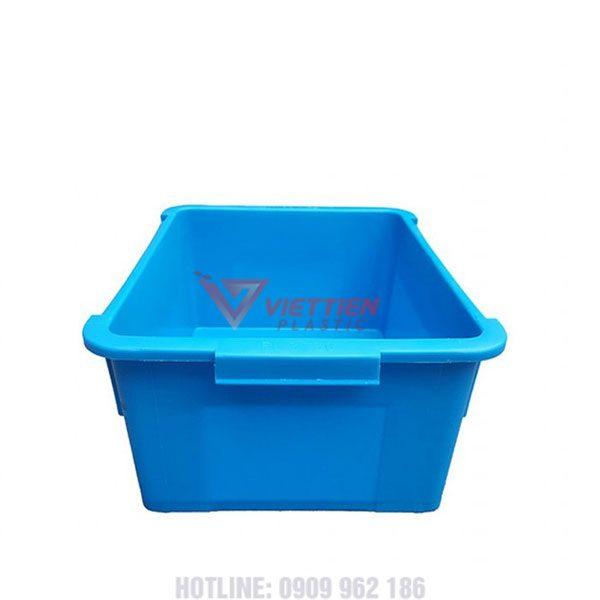 thùng nhựa đặc a3 tay cầm