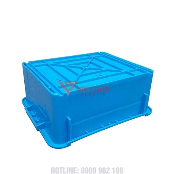 thùng nhựa đặc a3 mặt đáy