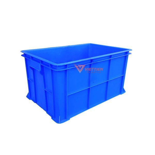 thùn nhựa đặc B5