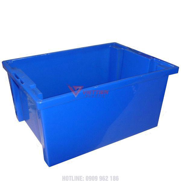 Thùng nhựa đặc T25 chất lượng cao