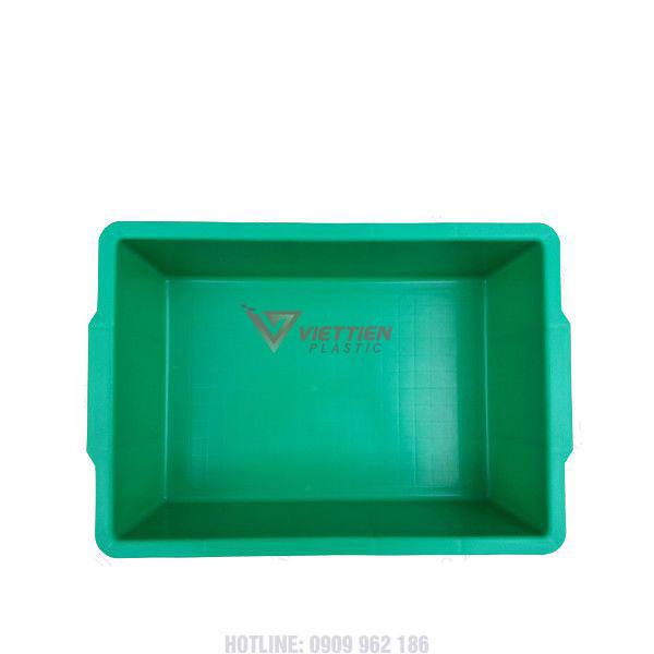 Thùng nhựa đặc ym003 mặt trong