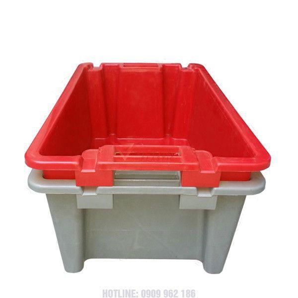 Thùng Nhựa Đặc YM008 6
