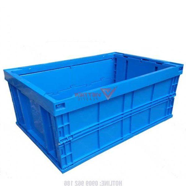 Thùng Nhựa Gập G1 1