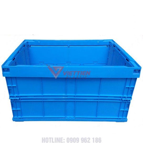 Thùng Nhựa Gập G1 3