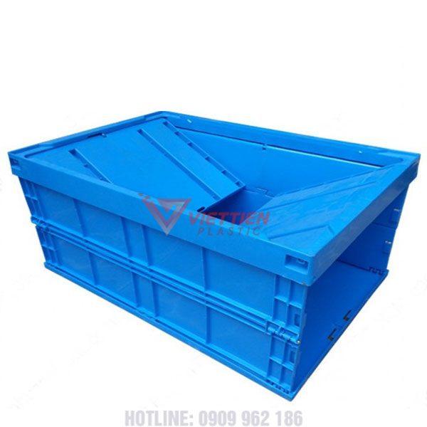 Thùng Nhựa Gập G1 4