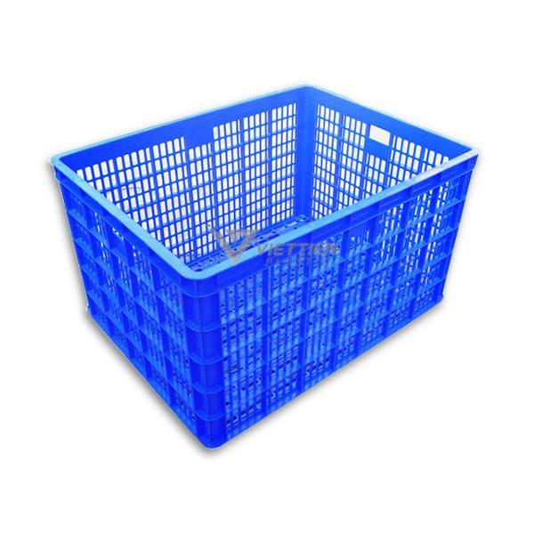 Thùng nhựa rỗng HS015