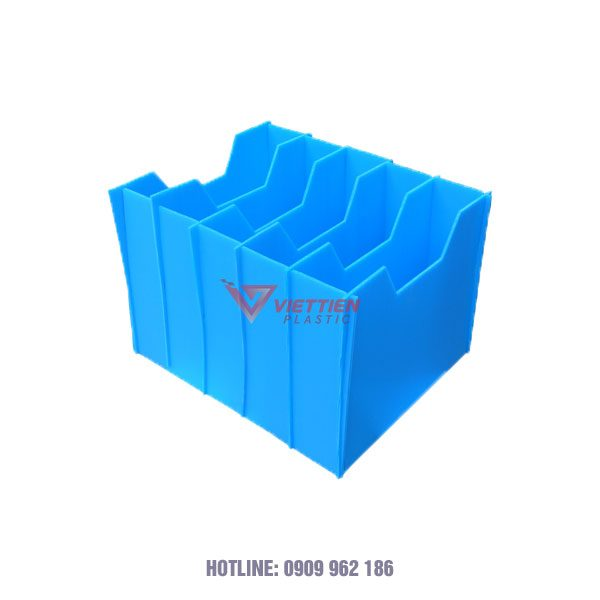 Thùng Nhựa Danpla Có Vách Ngăn VTV01 2