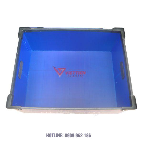 thùng nhựa danpla vt011-1
