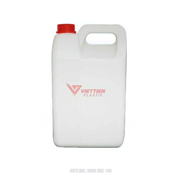 Can đựng 5l trắng tại Nhựa Việt Tiến