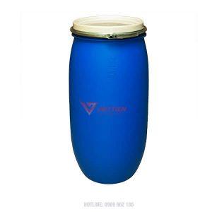 thùng-phuy-nắp-mở-150-lít