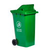 thùng rác nắp hở 240 lít giá rẻ