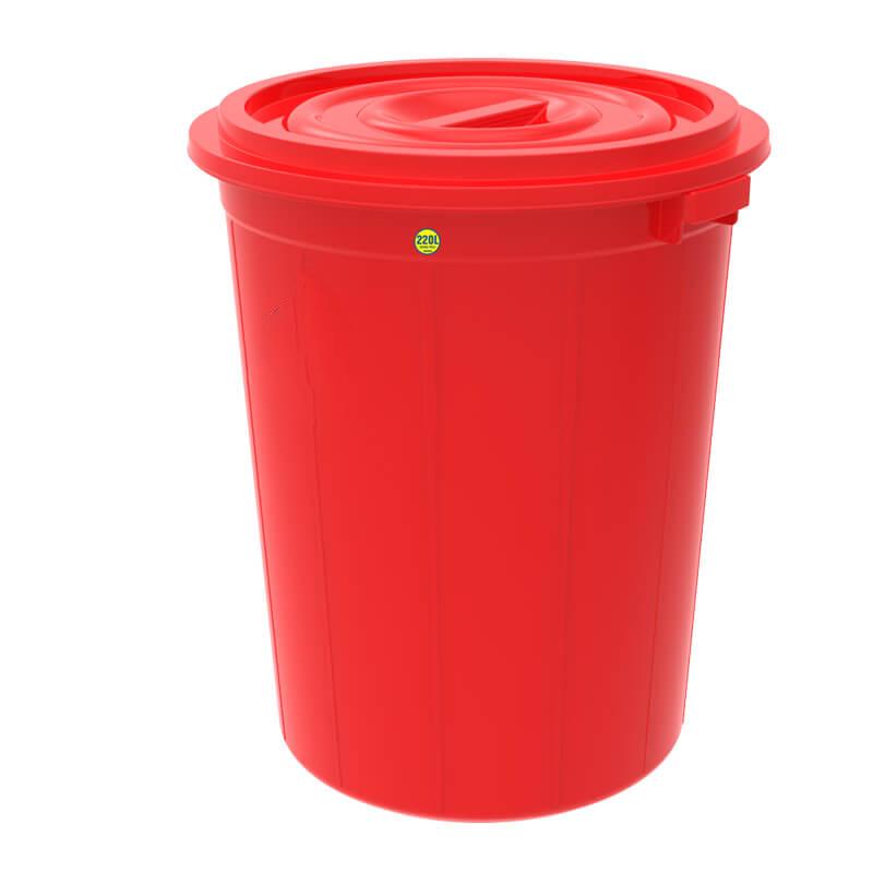 thùng tròn 220l