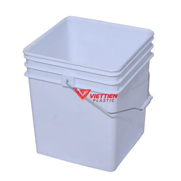 thùng vuông 18 lít