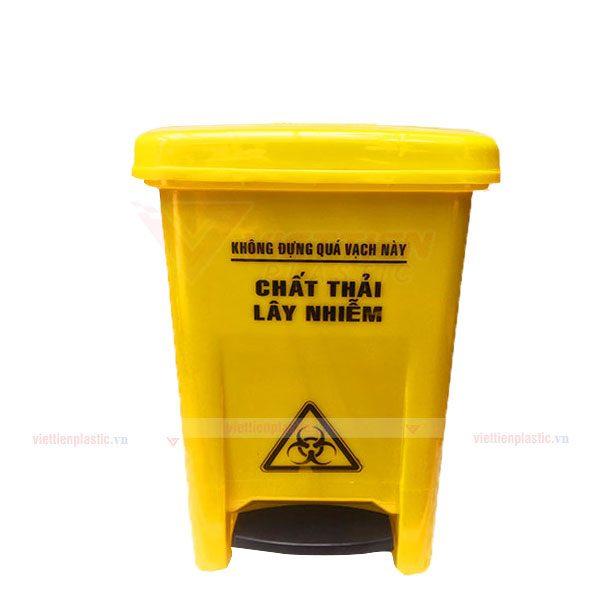 Thùng rác y tế 20 lít