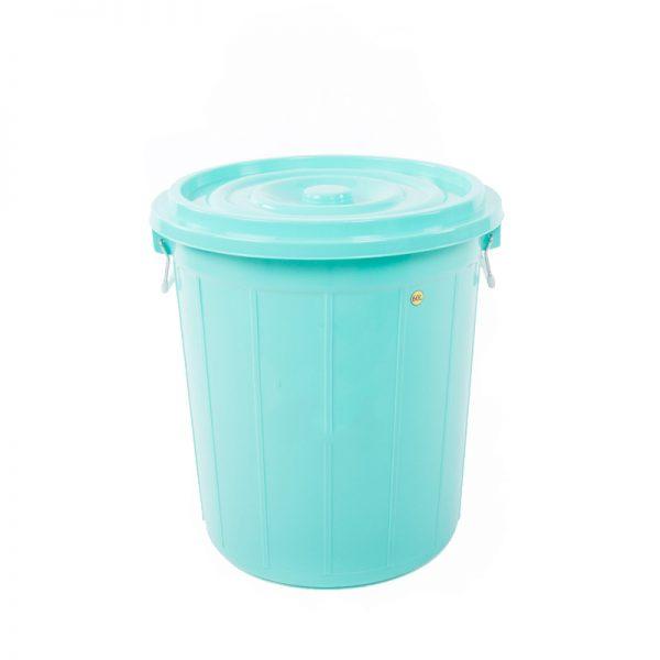 thùng trong 60 lít xanh lá