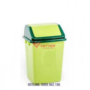 Thùng Rác Nhựa H127